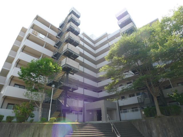 福岡市南区柏原6丁目の中古マンション「デュオ柏原」外観写真